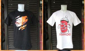 Grosir Baju Distro Cimahi Murah Distributor Kaos Distro Mirror Brand Dewasa Murah di Bandung 34Ribu