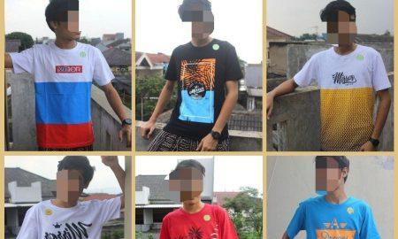 Grosir Baju Distro Bandung Murah Reseller Kaos Distro Surfing Mirror Brand Original Termurah di Bandung 36Ribuan