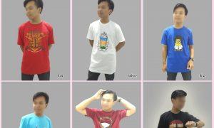 Grosir Baju Distro Bandung Murah Konveksi Kaos Distro Dujati Dewasa Branded Murah di Bandung 27Ribuan